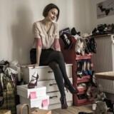 Frederikke Schmidt, skodesigner og kvinden bag skomærket Roccamore, der laver højhælede sko, som er skånsomme for fødderne. Hun fortæller her om sin erfaring med at have en mentor.