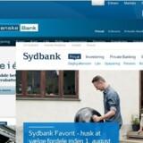Hackere forsøger at narre kunder i Danske Bank, Nordea og Sydbank til at installere en virus, der kan aflure dem deres adgangsnavne og kodeord.