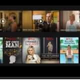 Netfilmtjenester som amerikanske Netflix lægger geografiske begrænsninger ind, så man ikke uden krumspring kan tage sit abonnement med sig til andre lande. Det samme gælder TV- og filmtjenester, og det vil EU-Kommissionen nu gøre op med. Foto: Netflix