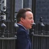 Få britiske politikere har formået at sætte så meget på spil som den tidligere premierminister David Cameron. (Foto: Geoff Caddick)
