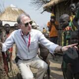 »Vi er da glade nok for, at vi omsætter for flere penge, for det betyder også, at vi kan hjælpe flere. Men det tunge flygtningepres betyder så også bare, at der er mange flere, der har behov for hjælp,« siger generalsekretær i Dansk Flygtningehjælp, Andreas Kamm.