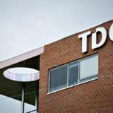 Arkivfoto. Der kommer næppe et modbud på TDC, vurderer børshuset Kepler Cheuvreux, der regner med, at konsortiet med pensionskasserne PFA, PKA, ATP og australske Macqaurie får held til at overtage den danske televirksomhed.