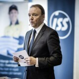 Jeff Gravenhorst, Group CEO hos ISS. Foto: Thomas Lekfeldt