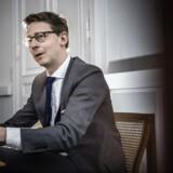 Markant flere udlændinge end tidligere bliver ansat på lukrative skatteordninger i danske virksomheder. Arkivfoto af skatteminister, Karsten Lauritzen (V).