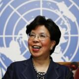 Arkivfoto: WHO's generalsekretær, Margaret Chan.