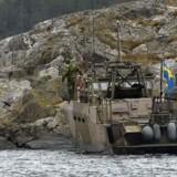 Arkivfoto. Rusland har med Putin som leder indlysende motiver til at sende en miniubåd dybt ind i svensk farvand, mener både en finsk og en svensk militærekspert.