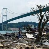 Natklubben Reina blev i maj revet ned. Nytårsaften var den udsat for et angreb, hvor 39 mennesker blev dræbt.