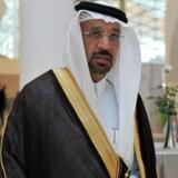 Saudi Arabiens Energiminister Khalid al-Falih