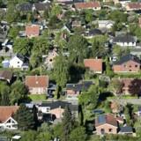 Selv om tomgangen i både kontorer og industrilokaler falder, har det endnu ikke ført til stigende huslejer. Det viser nye tal, som Ejendomsforeningen Danmark offentliggør i dag.