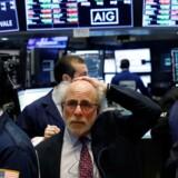 På børsen i New York har man gennem tiderne oplevet aktiebobler med store fald til følge. Danske forsker vil forsøge at blive klogere på aktiebobler.