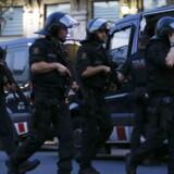 Flere af verdens mest magtfulde personer fordømmer aftenens terrorangreb i Barcelona.