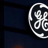 General Electric, fik et overskud per aktie på 0,46 dollar.
