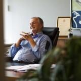 Stifter, ejer og formand. I Jysk-koncernen hedder Lars Larsen Købmanden, og han har stadiig høje ambitioner for vækst.