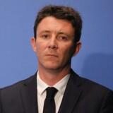 Frankrigs regeringstalsmand, Benjamin Griveaux.