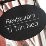 Restaurant Ti Trin Ned i Fredericia får en Michelinstjerne d. 22. februar 2017.