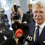 Nordeas bestyrelsesformand, Björn Wahlroos (billedet), kritiseres kraftigt af kultur- og kirkeminister Bertel Haarder (V), og nu anerkender Nordea kritikken.