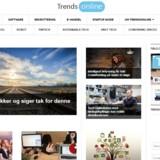 Onlinemediet Trendsonline.DK