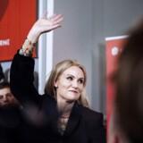 Helle Thorning-Schmidt forlader dansk politik. Arkivfoto.