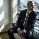 HR-ansvarlig partner i advokatfirmaet Plesner, Niklas Korsgaard Christensen, er forbeholden over for begrebet work life-balance. Han lægger vægt på, at medarbejderne skal have indflydelse på tilrettelæggelsen af deres egen hverdag, fordi det skaber øget trivsel. Foto: Asger Ladefoged
