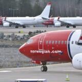ARKIVFOTO 2010 af fly fra Norwegian i Stockholm- - Lavprisluftfartsselskabet Norwegian kommer i morgen d. 27. april 2017 med regnskab for de første tre måneder af 2017. . (Foto: TT NEWS AGENCY/Scanpix 2017)