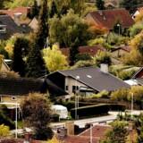 For første gang siden sommeren 2008 runder den gennemsnitlige kvadratmeterpris på huse i Danmark 13.000 kroner.