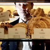Andersen Bakerys administrerende direktør i Danmark, Takanori Teshima, kæmper med røde tal i regnskabet. Men han har fået tid til at etablere den japanske bagerforretning i Danmark.