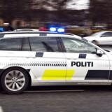 Onsdag 15. juni 2016 omkring klokken 21 bliver der slået alarm til Nordjyllands Politi. En niårig pige er blevet dolket med flere knivstik i sit hjem i Bindslev i Vendsyssel. Arkivfoto.