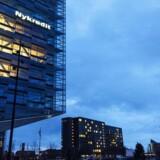Ifølge førende bankanalytiker lever Nykredit allerede nu op til de kommende Baselkrav. Landets største realkreditudbyder hastede salg af aktiepost igennem uden grund. Arkivfoto. (Foto: Sara Gangsted/Scanpix 2016)