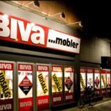 Da Johansen-familien solgte Biva, havde møbelkæden 50 butikker. Nu er der kun Biva.dk tilbage. Arkivfoto: Bax Lindhardt