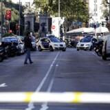 En dansker er blandt de sårede i Barcelona.