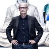 Hummels tidligere topchef Søren Schriver.