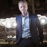 »I skal vide, at uanset hvor meget jeg ligger ned lige nu – så kommer jeg tilbage,« sagde Lars Nørholt til Børsen efter nedturen i LED-selskabet Hesalight. PR-foto