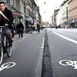 Cyklisterne har fået 40 pct. flere penge til dette års budgetforlig i Københavns Kommune.