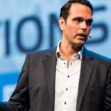 »Vi er her ikke for at være nummer to eller tre,« siger Marko Perisic, direktør for udviklingen af Microsofts erhvervssoftware Dynamics 365, det tidligere danske Navision, som har 40 forskellige nationaliteter til at arbejde på Dynamics i det nye hovedsæde i Lyngby. Arkivfoto: Microsoft