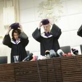 Østrigs forfatningsdomstol erklærede det seneste valg ugyldigt.