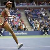 Eurosport sendte i sidste uge tennis fra US Open med to timers forsinkelse. Det var ikke populært.AFP PHOTO /