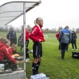 De danske fodboldkvinder skal muligvis forberede sig til landskampe på et nationalt fodboldcenter i fremtiden.