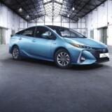 Den bedst sælgende opladelige bil i verden er Toyotas Prius Plug-in Hybrid