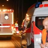 En 17-årig afghansk dreng angreb mandag aften tilfældige passagerer i et regionaltog i det sydlige Tyskland. Drengen, der kom til Tyskland som uledsaget flygtning, gik amok med en økse og en kniv og sårede flere. Ingen døde ud over drengen selv, der blev skudt af politiet.