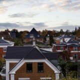 Arkivfoto. I dag findes der eksempler på, at ens boliger får vidt forskellige vurderinger. Et hus kan betale 30.000 kr. i boligskat, mens nabohuset kun skal afregne 10.000 kr.