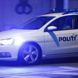 Arkivfoto. Lugten af røg fik en beboer i Æbleparken i Odense til at slå alarm til politiet. En mand er omkommet i brand.