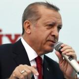 Erdogan vil ikke ændre terrorlovgivningen, og det skaber problemer for flygtningeaftalen.