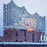 Det nye koncerthus i Hamborg