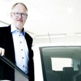 Direktøren i Semler Group, Jens Bjerrisgaard, tror, at fremtiden for biler i Danmark bliver miljøvenlig, delt og selvkørende.