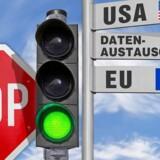 Den nye dataudvekslingsaftale mellem EU og USA er tilsyneladende ikke beskyttelse nok for det tyske datatilsyn, viser lækkede dokumenter. Arkivfoto: Iris/Scanpix