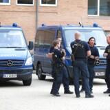 Retten i Glostrup kender en 24-årig mand skyldig i at have tilsluttet sig Islamisk Stat. Manden har blandt andet arbejdet som bager for gruppen. Foto: Martin Sylvest