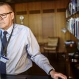 Nationalbankdirektør Lars Rohde er kritisk over for Bitcoin, men han vil ikke forbyde sine medarbejdere at handle med dem.