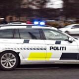 Arkivfoto. Der er blevet affyret ti skud ved Bazar Vest i Brandbrand ved Århus.