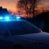 Nordsjællands Politi er søndag aften til stede ved Lundtoftegårdsvej i Lyngby, hvor en 18-årig mand er blevet stukket ned. Free/Www.colourbox.com/arkiv