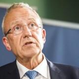 Beskæftigelsesminister Jørn Neergaard Larsen.